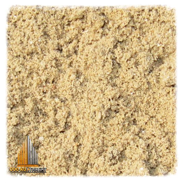 Сеяный песок с доставкой